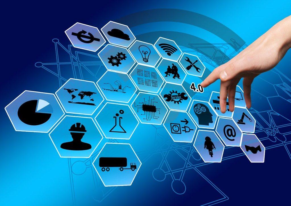 Industry Industry  Web Network  - geralt / Pixabay